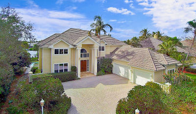 Tequesta Single Family Home For Sale: 18169 SE Ridgeview Drive