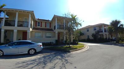 Coconut Creek Townhouse For Sale: 4536 Monarch Way #4536