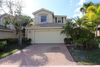 Royal Palm Beach Single Family Home For Sale: 673 Garden Cress Trail