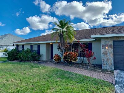 Single Family Home For Sale: 1134 SE Mendoza Avenue