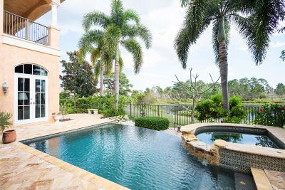 Port Saint Lucie Single Family Home For Sale: 203 SE Bella Strano