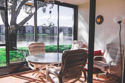 Delray Beach Condo For Sale: 6065 Pointe Regal Circle #103