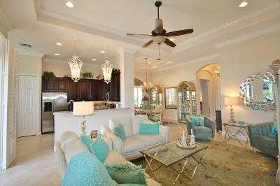 Port Saint Lucie, Saint Lucie West Single Family Home For Sale: 9401 SW Nuova Way