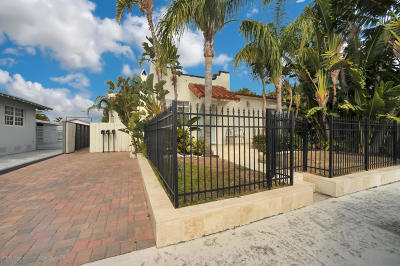 West Palm Beach Multi Family Home For Sale: 247 Conniston Road