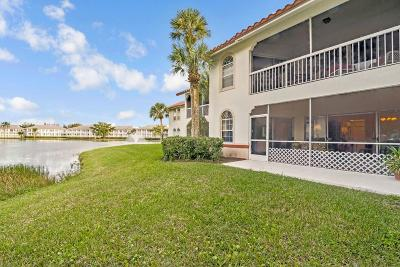 Palm Beach Gardens Condo For Sale: 130 Cypress Point Drive