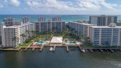 Highland Beach Condo For Sale: 3300 S Ocean Boulevard #223c