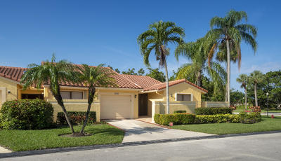 Boca Raton Single Family Home For Sale: 19961 Mona Circle