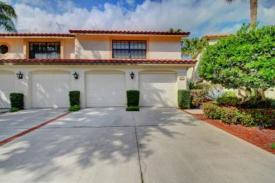 Boca Raton FL Townhouse For Sale: $379,500