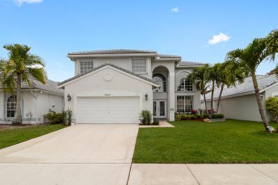 Lake Worth Single Family Home For Sale: 7597 Thornlee Drive