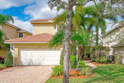 boynton beach Single Family Home For Sale: 8877 Kettle Drum Terrace