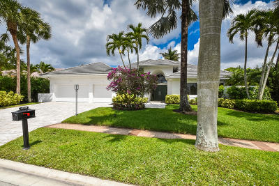 Boca Raton Single Family Home For Sale: 17576 Scarsdale Way