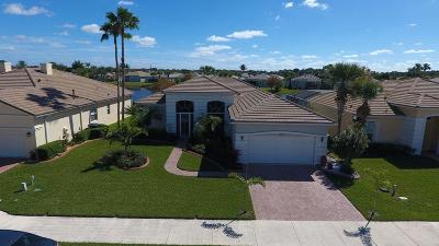 Port Saint Lucie, Saint Lucie West Single Family Home For Sale: 279 SW Lake Forest Way
