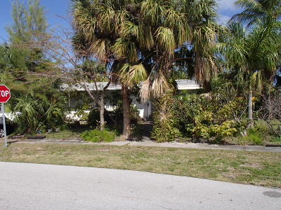 Boca Raton Single Family Home For Sale: 395 NE 12th Street