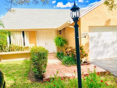 Miami FL Single Family Home For Sale: $460,000