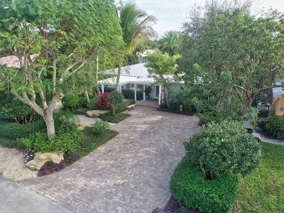 Delray Beach Single Family Home For Sale: 322 NW 16th Street