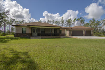 Okeechobee Single Family Home For Sale: 32801 Us Highway 441 Lot 141