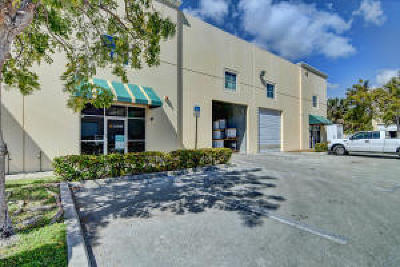 Pompano Beach Commercial Contingent: 1081 NW 31st Avenue #A-4/A-5