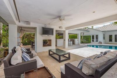 Boca Raton Single Family Home For Sale: 6813 Giralda Circle