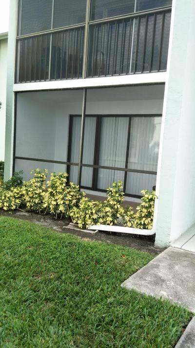 West Palm Beach Condo For Sale: 3658 Alder Drive #A1
