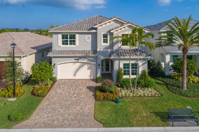 Delray Beach Single Family Home For Sale: 15375 Sandy Beach Terrace