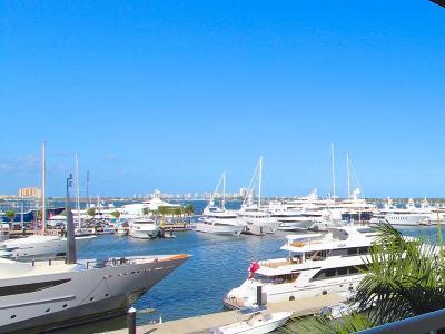 West Palm Beach Condo Contingent: 3920 Flagler Drive #302