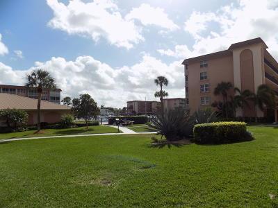 Delray Beach Condo For Sale: 2525 Florida Boulevard #131