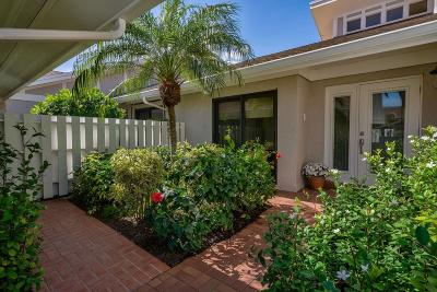 Jupiter Townhouse For Sale: 17225 Fownes Crescent