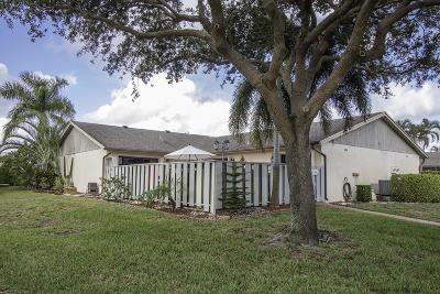 Hypoluxo Single Family Home For Sale: 8184 Ambach Way