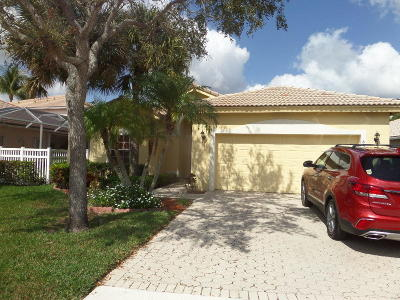 West Palm Beach Single Family Home For Sale: 8535 Pine Cay