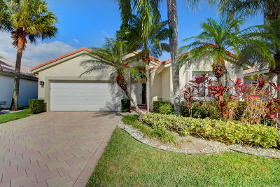 Boynton Beach Single Family Home For Sale: 12174 Congressional Avenue