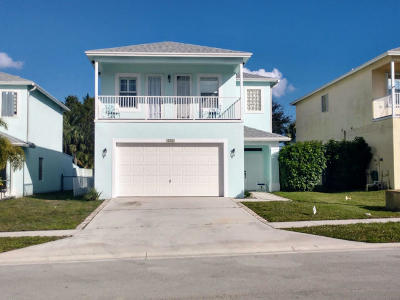 Lake Worth Single Family Home For Sale: 6228 Lottie Lane