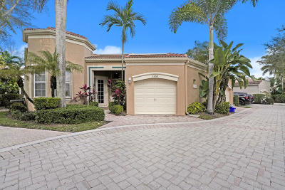 West Palm Beach Single Family Home For Sale: 7683 Dahlia Court