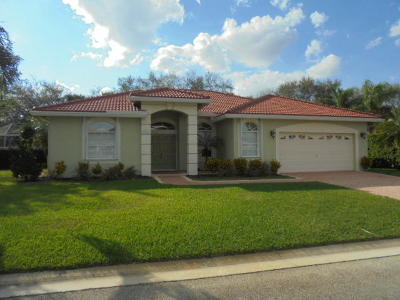 Boynton Beach Single Family Home For Sale: 9550 Aloe Road