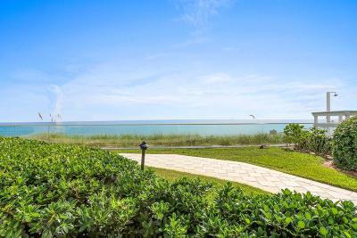 Singer Island Condo For Sale: 5200 Ocean Drive #102