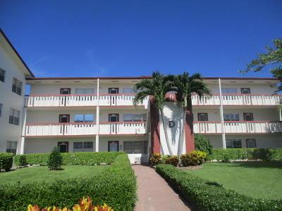 Boca Raton FL Condo For Sale: $39,000