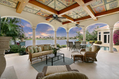 Martin County, Palm Beach County Single Family Home For Sale: 646 Hermitage Circle