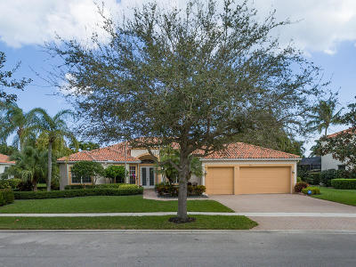 Martin County Single Family Home For Sale: 9919 SE Osprey Pointe Drive