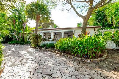 Boca Raton Single Family Home For Sale: 760 NE 71st Street