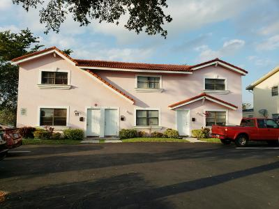 Coral Springs Multi Family Home For Sale: 7543 NW 44 Court