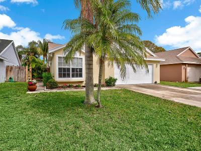 Jupiter Single Family Home For Sale: 1227 Arapaho Street