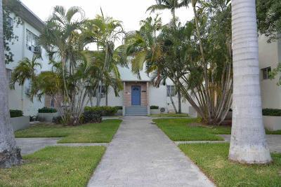 Miami Beach Condo For Sale: 635 83rd Street #47