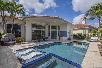Palm Beach Gardens Single Family Home For Sale: 228 Montant Drive