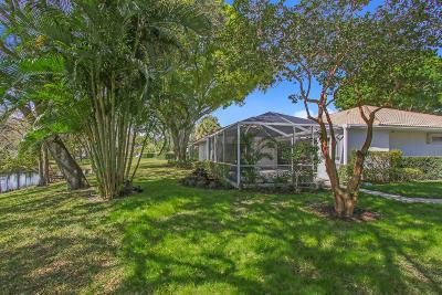 Palm Beach Gardens Condo For Sale: 803 Silverleaf Oak Court