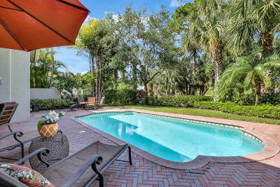 Palm Beach Gardens Single Family Home For Sale: 130 Viera Drive