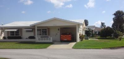 Tamarac Single Family Home Contingent: 4900 NW 42 Terrace