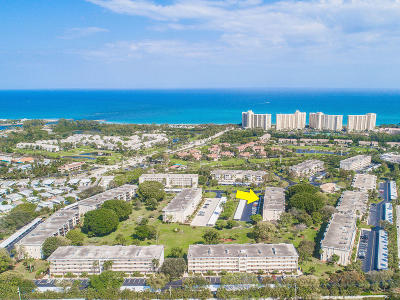 Jupiter Condo For Sale: 300 Highway A1a #102i