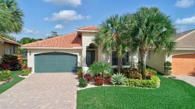 Boynton Beach FL Single Family Home For Sale: $435,000
