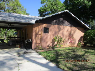 St Lucie County Single Family Home For Sale: 5371 Emerson Avenue