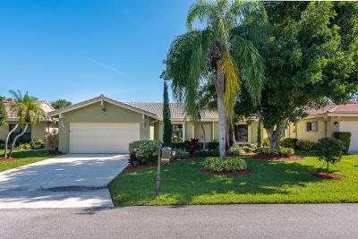 Boca Raton Single Family Home For Sale: 22088 Colony Drive