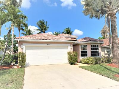 Boynton Beach FL Single Family Home For Sale: $359,000